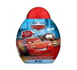 Disney Cars 2 in 1 bagno shampoo 25 ml