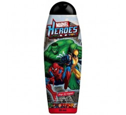 Marvel Heroes bagnoschiuma 500 ml