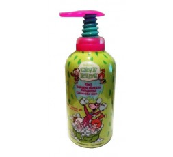 Disney Cave Kids bagnoschiuma 1000 ml.