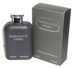 arrogance uomo 75 ml after shave spray