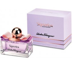Salvatore ferragamo signorina edt 100 ml