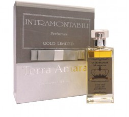 Intramontabili Terra Amara edp 100 ml Gold Limited