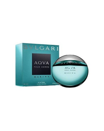 Bulgari Aqua Marine Homme edt. 50 ml.