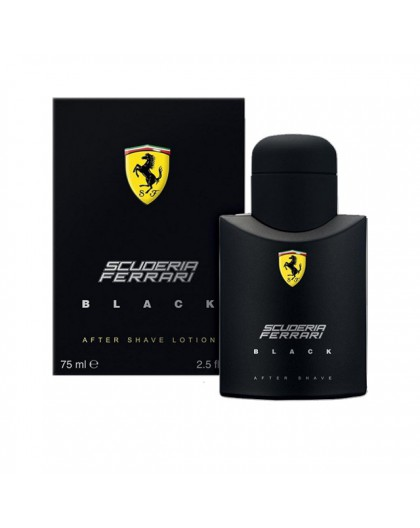 Ferrari Black Dopo Barba 75 ml. Spary