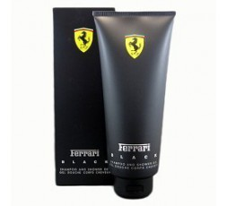 FERRARI SCUDERIA BLACK HAIR AND BODY 400 ML