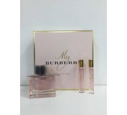 MY BURBERRY BLUSH COFFRET EDP 90ML + EDP 2x7,5ML