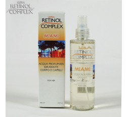 RETINOL COMPLEX - ACQUA PROFUMATA MIAMI 200 ml. Spray