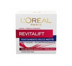 L'Oreal Re Vitalift Anti Rughe Notte 50 ml.