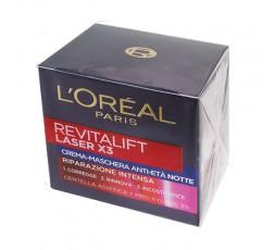 L'Oreal Re Vitalift Laser X3 Notte 50 ml.
