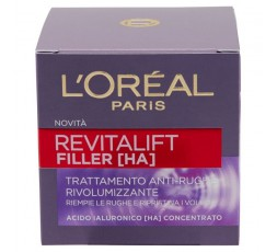 L'Oreal Paris Revitalift filler [ha] trattamento anti-rughe 50 ml