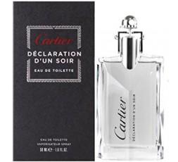 Cartier Declaration D' Un Soir Homme edt. 50 ml. Spray