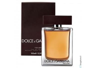 Dolce & Gabbana The One Homme edt. 100 ml. Spray