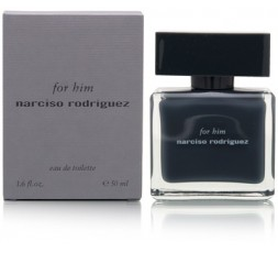 Narciso Rodriguez him edt. 50 ml. Spray