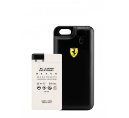 Ferrari Scuderia Black - COVER - 25 ml Edt