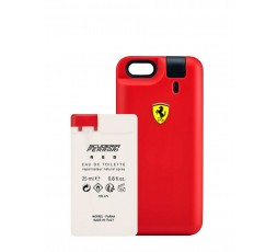 Ferrari Scuderia Red - COVER - 25 ml Edt