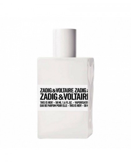 Zadig & Voltaire This Is Her! - TESTER - 100 ml Edp