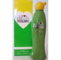 Moschino l'eou cheapandchic shower gel