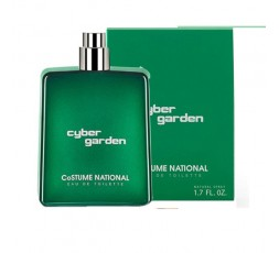 Costume National homme Cyber Garden edt. 50 ML. Spray
