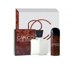 Roberto Capucci Cofanetto 100 ml dopo Barba + deo Spray