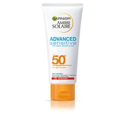GARNIER AMBRE SOLAIRE ADVANCED FP.50 CREMA PROTETTIVA 50 ML