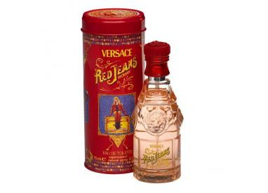 Versace Versus Red Jeans Donna edt 75 ml. Spray