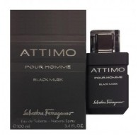 Salvatore Ferragamo Attimo Black Musk Homme 100 ml edt. Spray