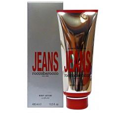 Roccobarocco Jeans Donna Crema Corpo 400 ml