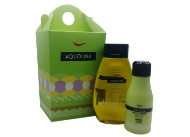 Bagno Doccia Aquolina : Aquolina conf. bagno doccia 300 ml latte corpo verbane 125 ml