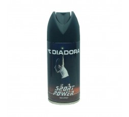 Diadora Deo. Spray Sport Power 150 ml