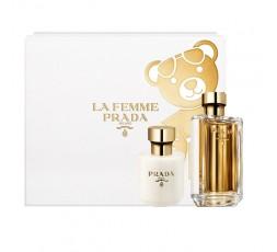 Prada  La Femme edp. 50 ml.+ Latte Corpo Cofanetto