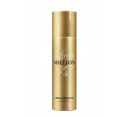 Paco Rabanne Lady Million Deodorante 150 ml edp. Spray