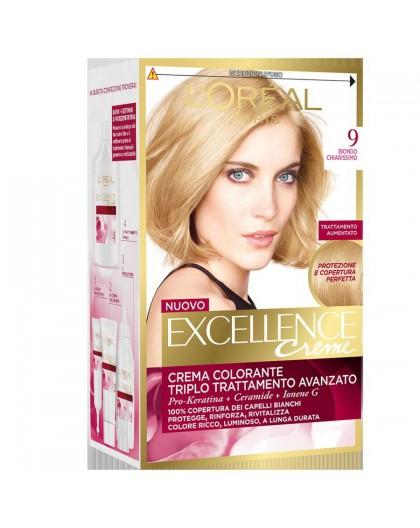 Excellence Creme Crema Colorante 7.1 Biondo Cenere - Vespoli Profumi 628ddf9a461d