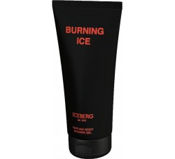 Iceberg burning ice Bagno Schiuma 400 ml.