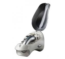 Medicura Set Manicure Pedicure Ricaricabile Con Asciugasmalto M284A