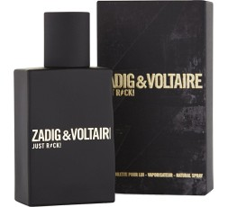 Zadig & voltaire Just Rock edt. 50 ml. Spray