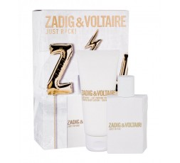 Zadig & voltaire Just Rock Pour elle Cofanetto edp. 50 ml. Spray & Latte  Corpo 100 ml.
