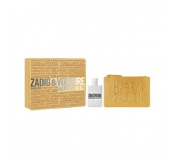 Zadig & voltaire This is Her Cofanetto edp. 50 ml. Spray & poschette