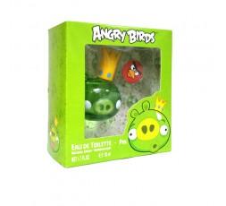 Angry Birds Pig edt. per bambini 50 ml Spray & Spilla Cofanetto
