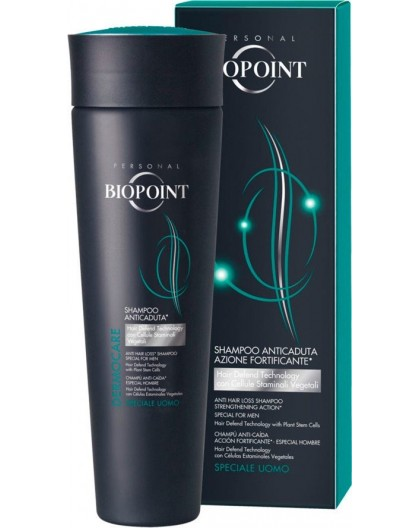 Biopoint Shampoo Anticaduta Uomo 200 ml. d41d28db7d56