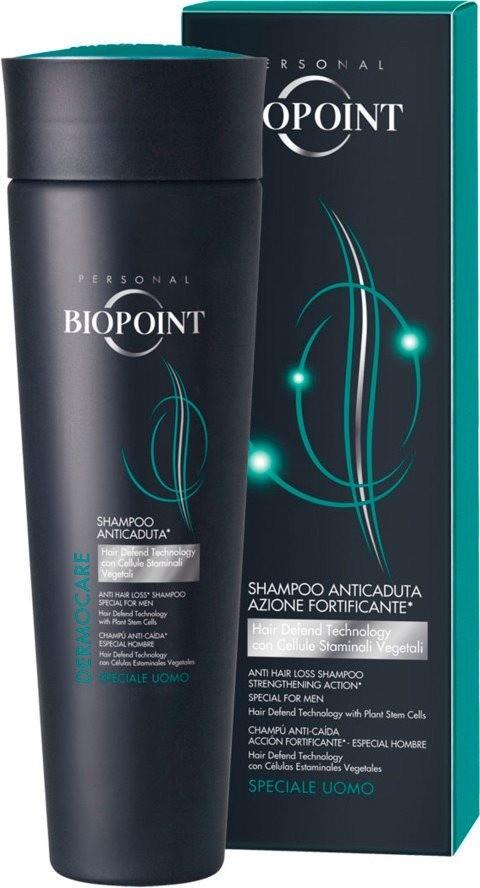 Biopoint Shampoo Anticaduta Uomo 200 ml. 8505707dbc7c