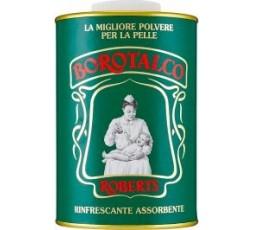 Borotalco Roberts Talco in Polvere Barattolo 1000 gr.