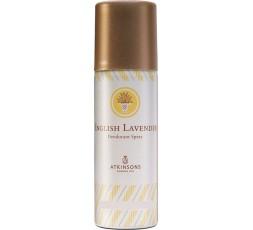 Atkinsons English Lavender  Deodorante 200 ml. Spray