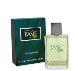 Basile Green Square Uomo - TESTER - 100 ml edt