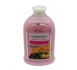 Foretfruit Bagno Crema Guaranà e Açai 500 ml