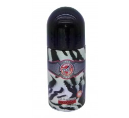 Cuba Paris Zebra Deodorante Roll On 50 ml
