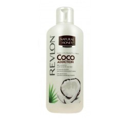 Natural Honey Bagno Doccia Coco Addiction 650 ml