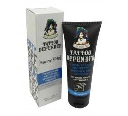 Tattoo Defender Sunny Side 50 ml Crema Solare Protettiva Specifica Per Tatuaggi