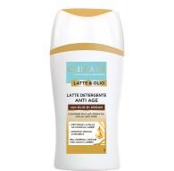 Clinians Latte & Olio Latte Detergente Anti Age 200 ml Olio di Argan