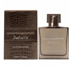 Nazareno Gabrielli Details eau de toilette for Him 100 ml spray
