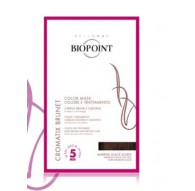 biopoint cromatix brunet color mask marron glace scuro